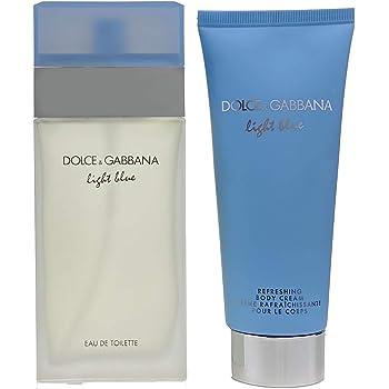 Dolce & Gabbana Light Blue Set de Regalo - 2 Piezas: Amazon.es: Belleza