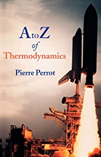 A to Z of Thermodynamics