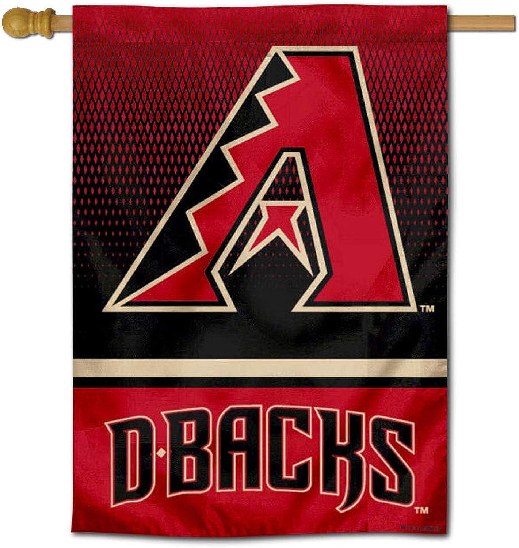 WinCraft Arizona Diamondbacks Double Sided House Flag