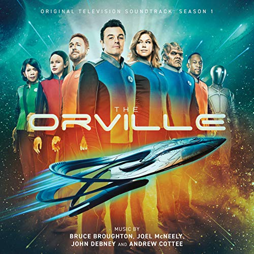 The Orville: Season 1 (Original Television Soundtrack)
