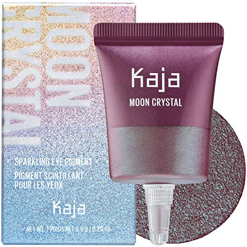 KAJA Moon Crystal | Sparkling Eye Pigment | 07 Magic - shimmering amethyst | 2020 Allure Best of Beauty Winner, Moon Crystal | Cruelty-free, Vegan, Paraben-free, Sulfate-free, Phthalates-free, K-Beauty