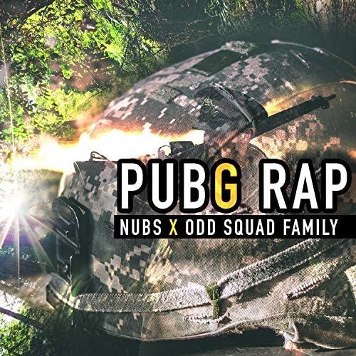 Nubs & Odd Squad Family