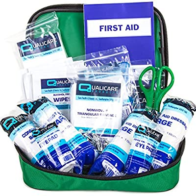 Public Service Vehicle First Aid Kit | Ideal For Buses/Taxis/Coaches from White Hinge