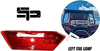 2014-2018 POLARIS RZR TURBO 1000 XP 900 S DRIVER ((LEFT)) SIDE TAIL LIGHT LAMP