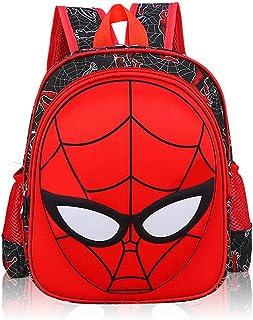 Sac à Dos, Sac à Dos Marvel Spiderman, Sac à Dos pour Enfants Spiderman Pochette, Sac à Dos garçon, Sac à Dos Comic Hero D...