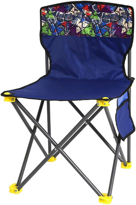 Chaise de jardin pliante Tabouret pliant en plein air Voyage en famille Pique-nique Camping Alpinisme Peinture Jardin