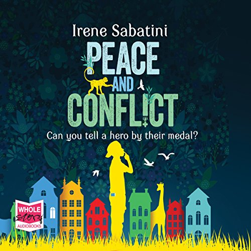 Peace and Conflict audiobook cover art