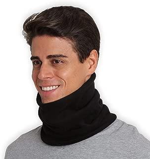 neck tube skiing