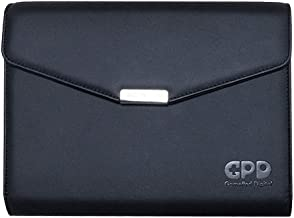GPD 2 Max Laptop Official Protective Leather Case Bag for 8.9 Inches laptops UMPC Mini Laptop Cover case-Only for GPD P2 Max