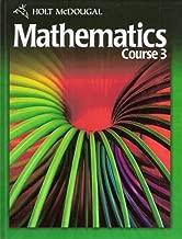 Best holt mcdougal mathematics course 3 Reviews