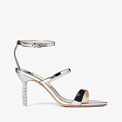 Sophia Webster Rosalind Crystal Mid Sandal Women