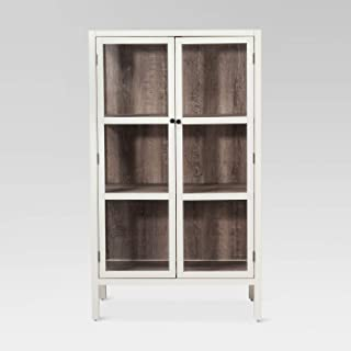 Best hadley library cabinet with glass Reviews