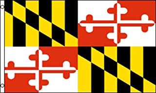 cotton maryland flag