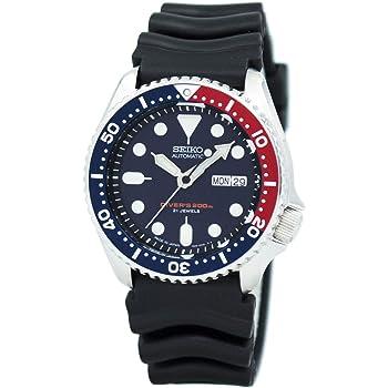 Seiko Divers Automatic Blue Dial Men's Watch