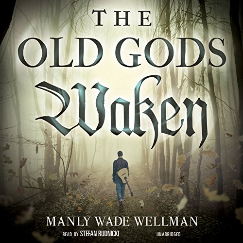 The Old Gods Waken audiobook cover art