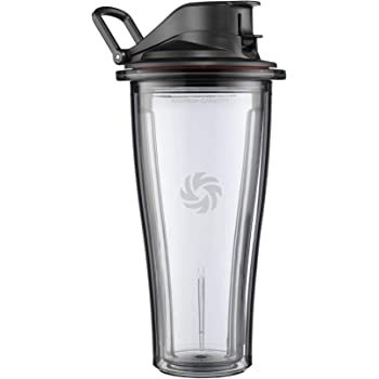 Vitamix Ascent Series Blending Cup, 20 oz. with SELF-DETECT, Clear