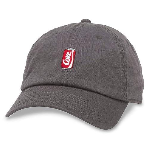 62e3573e656 American Needle Micro Slouch Casual Baseball Dad Hat Coke Coca Cola Bottle