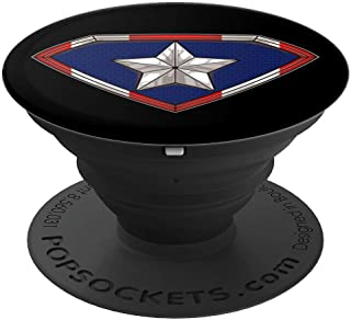 Puerto Rican Superhero - Boricua Hero - Puerto Rico Flag PopSockets Grip and Stand for Phones and Tablets