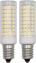 E14 SES 6 W dimbare LED-lampen, AC 220 V-240 V daglicht wit 6000 K schroeffitting, komt overeen met een 60 Watt halogeenla...