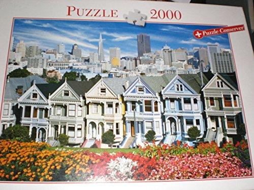 Puzzle 2000 Teile - San Francisco