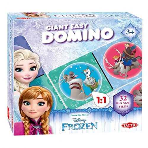Domino juego Frozen Giant Fácil