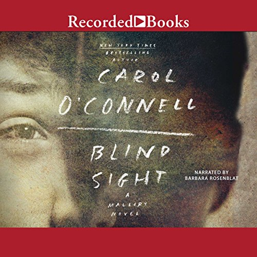 Blind Sight audiobook cover art