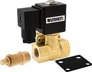 electric dump valve