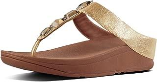 Women's Roka Toe-Thong Sandals-Leather Flip-Flop
