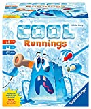 Ravensburger - Cool Running, juego de tablero, de 2 a 4 jugadores