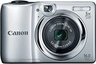 Canon 6177B005 PowerShot A1300 is 16.0 MP Digital Camera with 5X Digital Image Stabilized Zoom 28mm Wide-Angle Lens with 7...