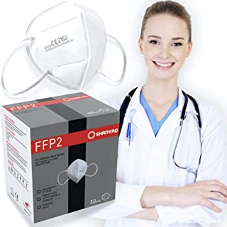 SAMDING - 30 PDI-maskers FFP2 PDI-MASKER EN149: 2001 + A1: 2009 EU2016 / 42 met Europese certificering