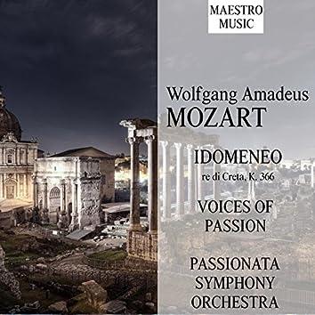 Mozart: Idomeneo, Re DI Creta, K. 366