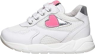 NeroGiardini E021401F Sneaker Kids Bambina Pelle/Tela