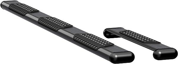 """LUVERNE 584100-570744 O-Mega II Black Aluminum 100-Inch, 36-Inch Cargo Van Side Steps 100"""" Select Dodge, Freightliner, Mercedes-Benz Sprinter 2500, 3500"""