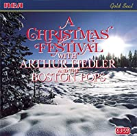 A Christmas Festival with Arthur Fiedler and the Boston Pops (1990-10-25)