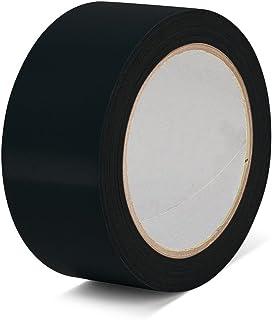 """Cinta negra a prueba de agua 4 """"x 5 '(100 mm x 2 m) Cinta adhesiva de sellado fuerte (paquete de 1)"""