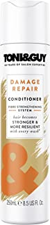 Toni&Guy Damage Repair Strengthening Conditioner for Dry Damaged Hair, 250ml