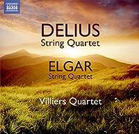 Delius/Elgar: String Quartets
