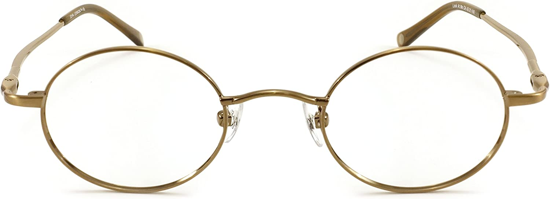 John Lennon JL214 (Look at Me) Eyeglass Frame  Antique Copper