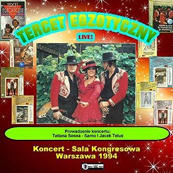 Live Sala Kongresowa Warszawa 1994