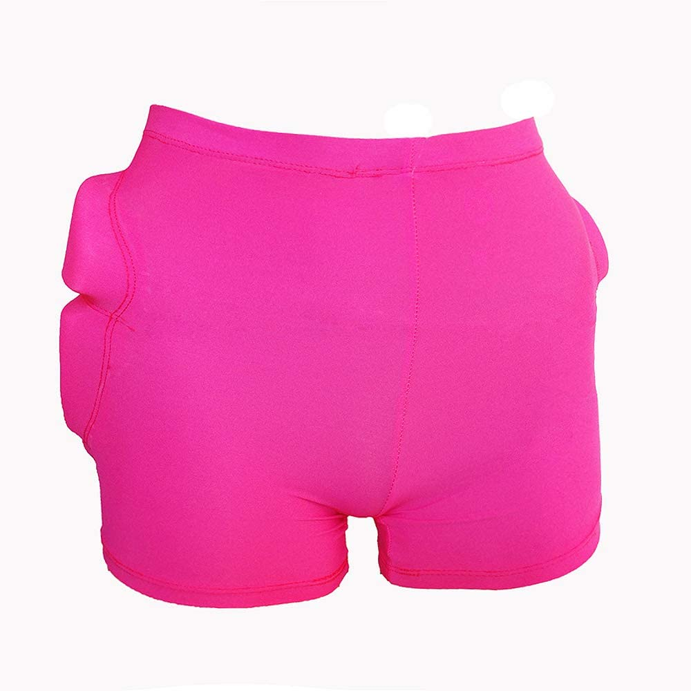 LIUHUO Hip Pad Protector Padded Shorts for Guard Ski Roller Skating Snow Crash Butt Pads for Hips Tailbone /& Butt