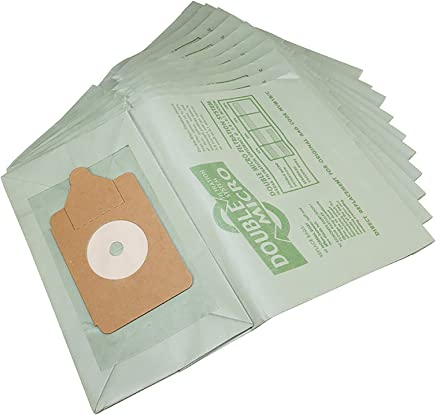 Dust Bags For Numatic Vacuum Cleaners Pack of 10