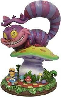"""The World of Miss Mindy Cheshire Cat from """"Alice in Wonderland"""" Stone Resin Figurine"""