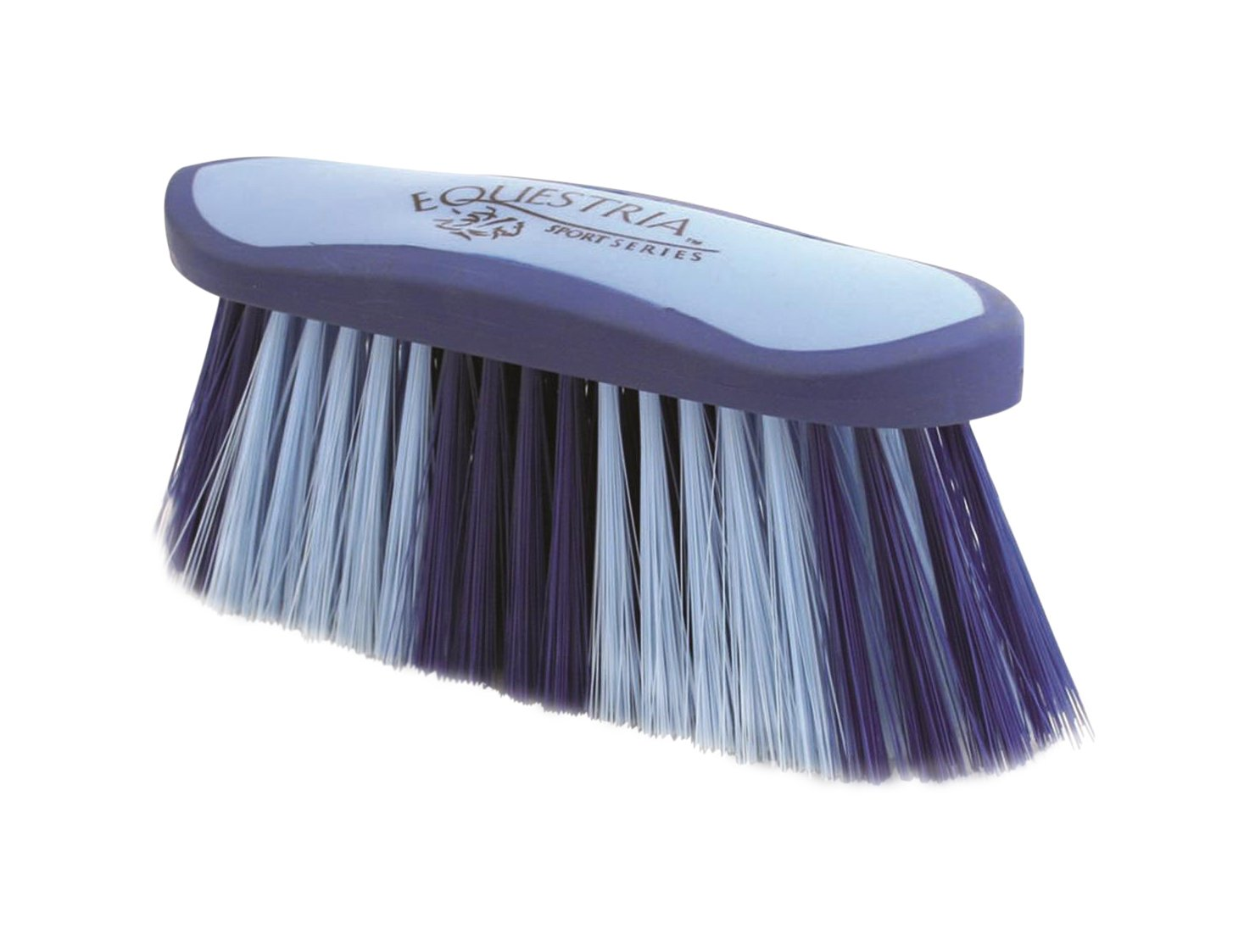 Decker Company 020140 Equestria 运动装饰化妆刷,蓝色,8 英寸