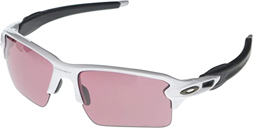 Polarized White/Prizm Dark Golf