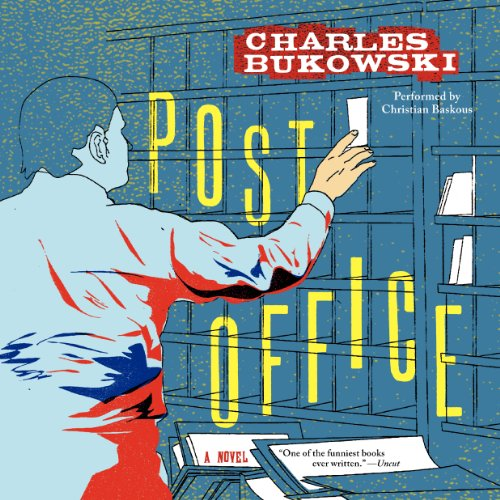 Post Office audiobook cover art