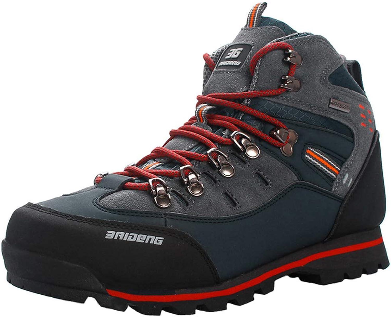 Yaer Men Hiking Boots, Waterproof Trekking Outdoor shoes