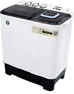 Clikon To load Washing machine with two tubs-Multi Color
