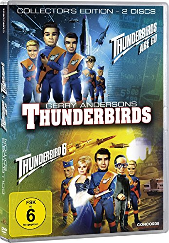 Are Go / Thunderbird 6 (Collector's Edition) (2 DVDs)