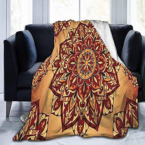 Searster$ Throw Blanket Depositphotos Hell-mittelalterliche Sherpa Decke Bequeme Flanell Fleece Decke komfortable Heizdecken langlebige warme Sofa Decke, 102 x 127 cm